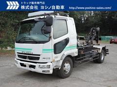 ファイター三菱 増トン 4WD アームロール