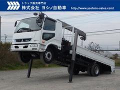 ファイター三菱 増トン 4段 ラジコン クレーン付セルフ