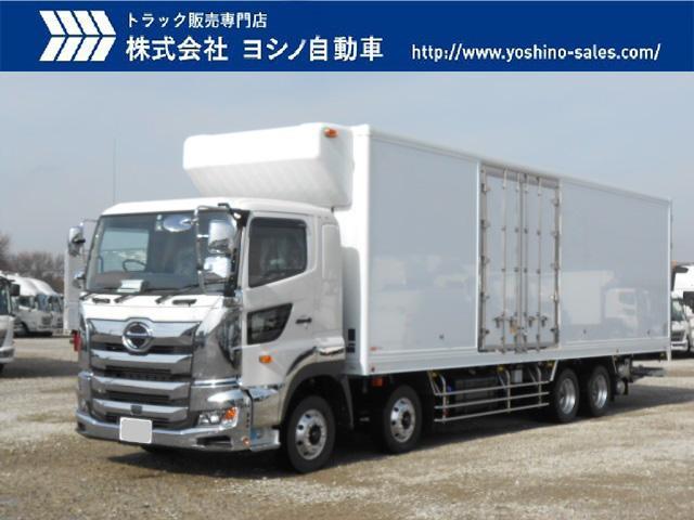 日野 日野 大型4軸冷凍車