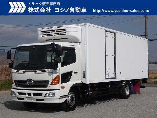 日野 日野 増トン冷凍車