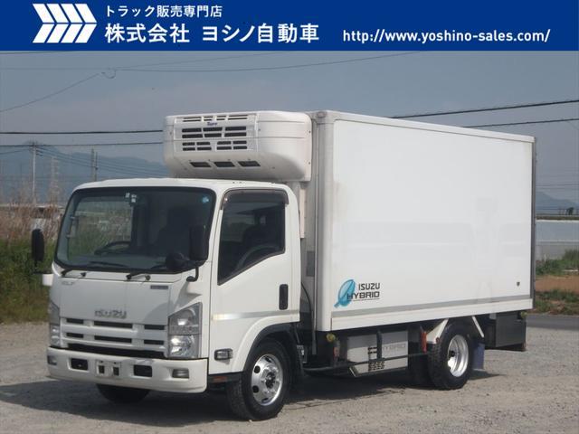 いすゞ いすゞ 3t冷凍車