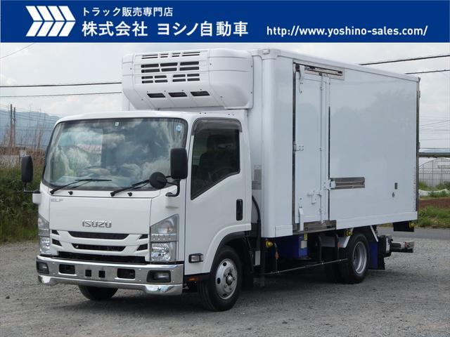 いすゞ いすゞ 小型2t冷凍車