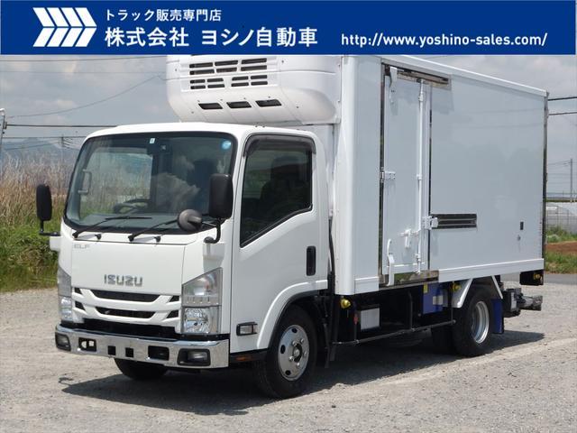 いすゞ いすゞ 小型3t冷凍車