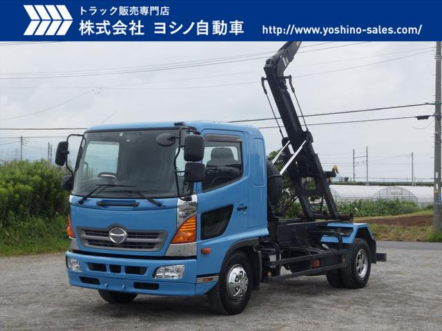 日野 日野 増トンコンテナ車