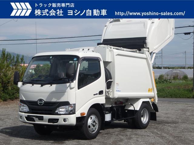 日野 日野 小型パッカー車