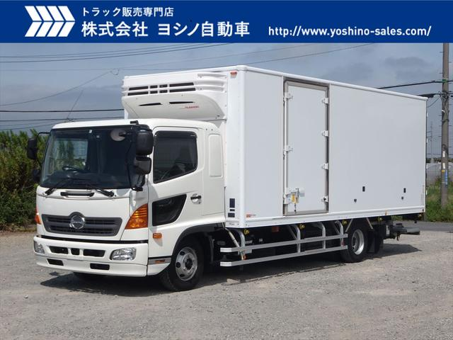 日野 日野 中型冷凍車