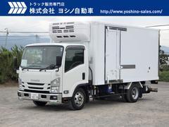 エルフトラックいすゞ 小型冷凍車