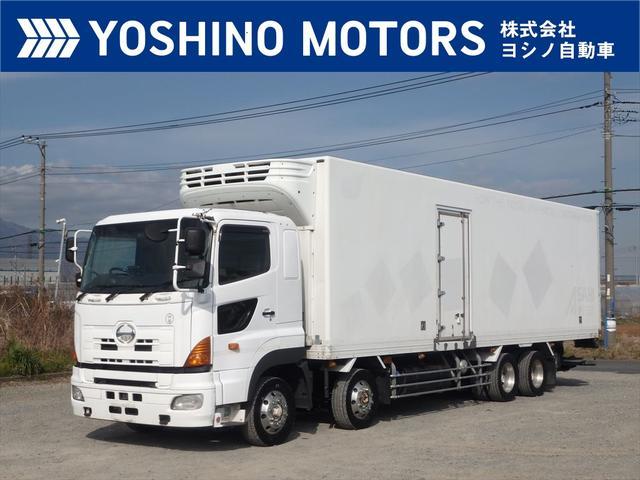 日野 日野 大型冷凍車