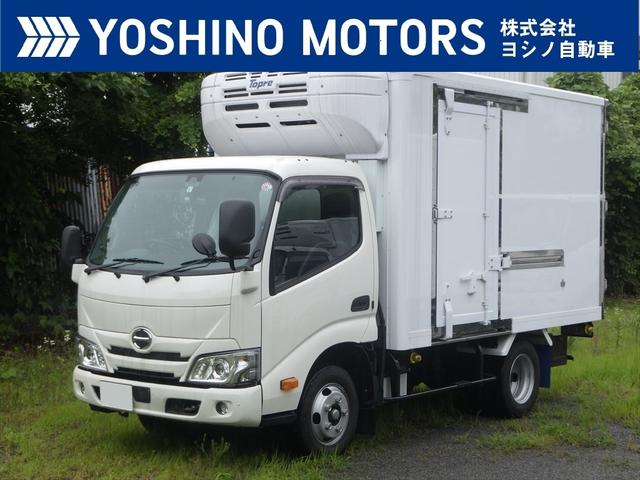 日野 日野 小型冷凍車
