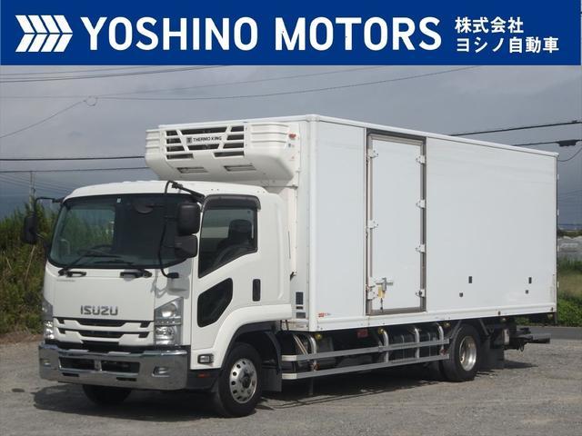いすゞ 中型冷蔵冷凍車P/G