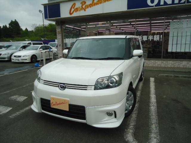 トヨタ 1.5G スマートパッケージ HIDライト プッシュS