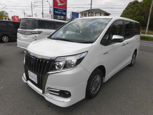 トヨタ ハイブリッドGi ブラックテーラード セーフティーセンス