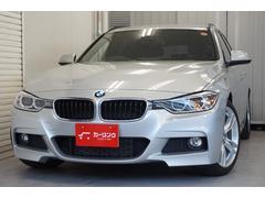 BMW320iツーリング Mスポーツ 禁煙車 HDDナビ地デジTV