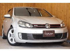 VW ゴルフGTI SDナビワンセグTV ヒーター付き本革パワーシート