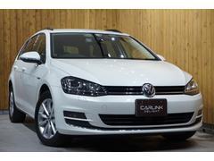 VW ゴルフヴァリアントラウンジ 衝突回避フロントアシスト HDDナビ地デジBカメラ