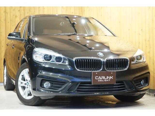BMW 218iアクティブツアラー 純正HDDナビ Bカメラ 禁煙車