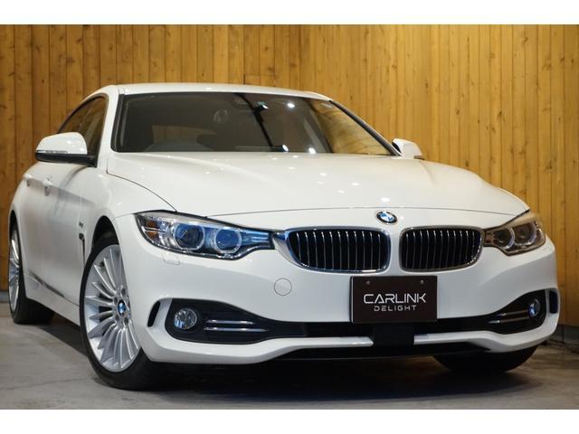 BMW 420iグランクーペ ラグジュアリーACC黒革地デジTVナビ