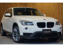 BMW X1sDrive 20i スポーツ 禁煙1オーナー HDDナビ