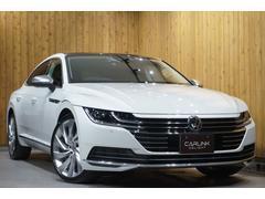 VW アルテオンTSI 4モーション エレガンス ラグジュアリーPKG 黒革