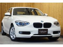 BMW116i 禁煙車 HDDナビ バックカメラ