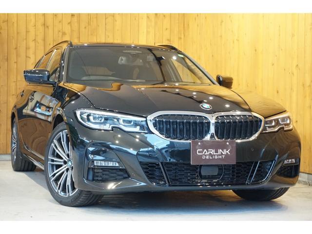 BMW 320iツーリング MスポーツコンフォートPKG 禁煙1オナ