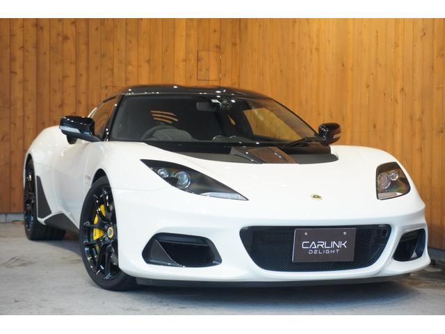エヴォーラ GT410 スポーツ 4シーター 正規D車 メーカー保証付き アルカンタラスポーツシート アルカンタラステアリング インテリアカラーパック SDナビETC2.0バックカメラ一式 防音仕様 マッドフラップ カップホルダー
