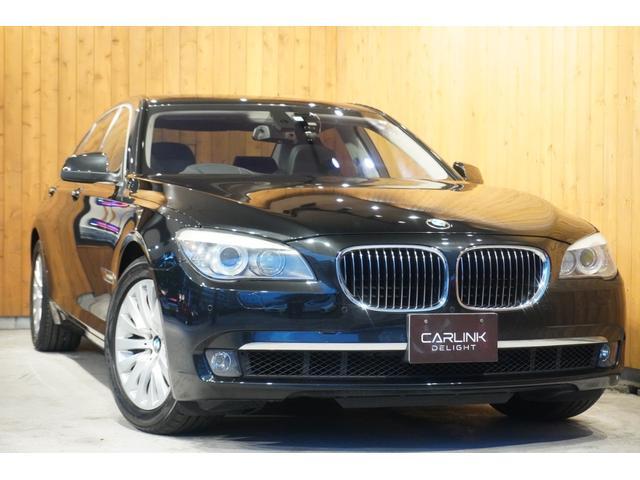 BMW 750i サンルーフ 本革パワーシート シートヒーター シートエアコン HDDナビ フルセグTV バックカメラ クリアランスソナー 360°ドライブレコーダー ヘッドアップディスプレイ スマートキー HID