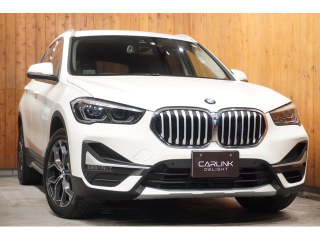 BMW X1 sDrive 18i xライン アドバンスドアアクティブセーフティパッケージ コンフォートパッケージ アクティブLED ヘッドアップディスプレイ 純正HDDナビ 純正18インチAW ドライビングアシスト パワーバックドア ドラレコ