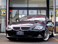 BMW650i 6ヶ月保証有 後期型 社外20AW 車高調 SR