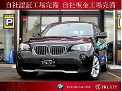 BMW X1xDrive25i 一年保証 社外ナビ フルセグ 4WD
