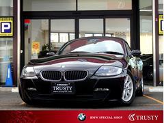 BMW Z4ロードスター2.5i 後期型 ブラウンレザー HDDナビ