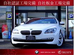 BMW640iカブリオレ ブラウン革 OP19AW 1年保証