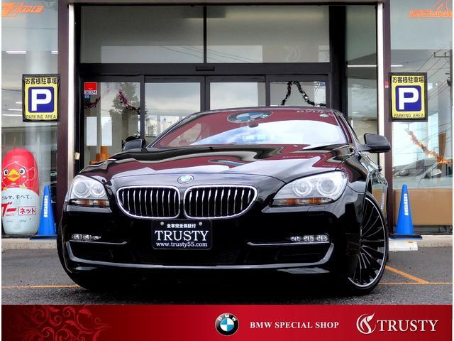 BMW 640iカブリオレ 純正20AW 赤革 シートAC 1年保証