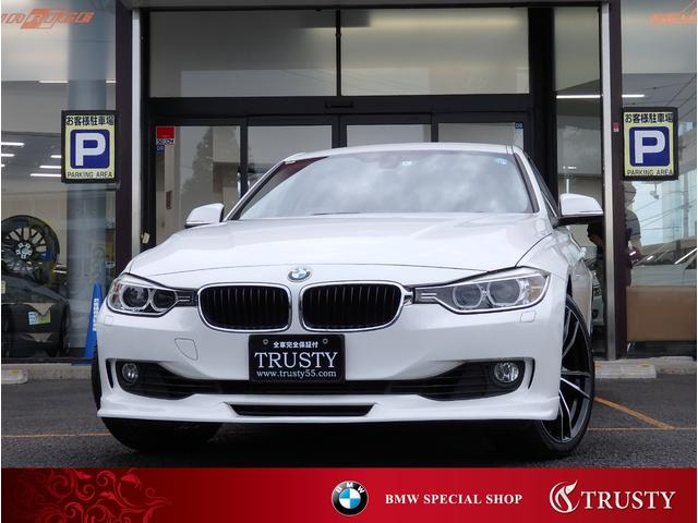 BMW 320i ディーラー下取車  新品エアロ 新品19インチAW
