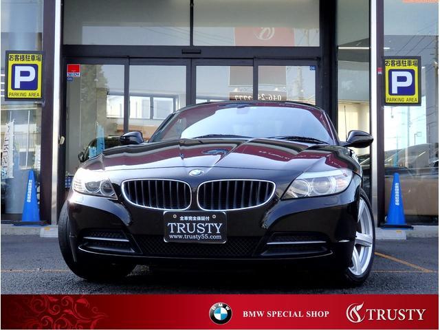 BMW sDrive23i パドルシフト 社外ナビ 地デジ 1年保証