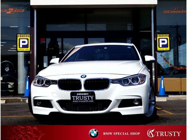 BMW 320d Mスポーツ 純正18AW フルセグ 1年保証