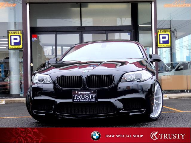 BMW 535i 1オーナー 純正18AW 黒本革 記録簿 1年保証