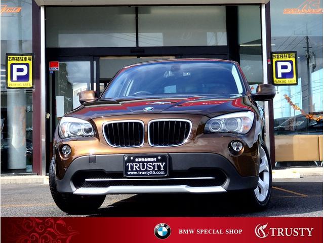 BMW xDrive 20i 4WD ディーラー下取 純正HDDナビ