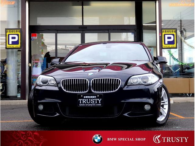 BMW 523d BP MスポーツPKG 18AW 軽油 1年保証