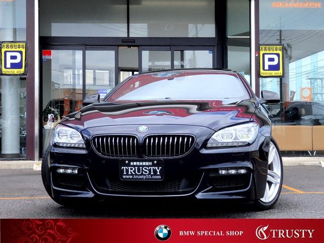 BMW 650iクーペMスポーツ LEDヘッドライト SR 19AW