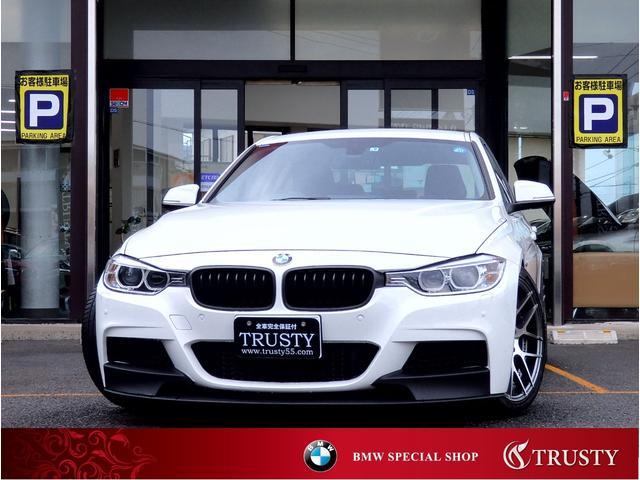 BMW 3シリーズ 320iスポーツ 新品エアロ 新品19AW ローサス
