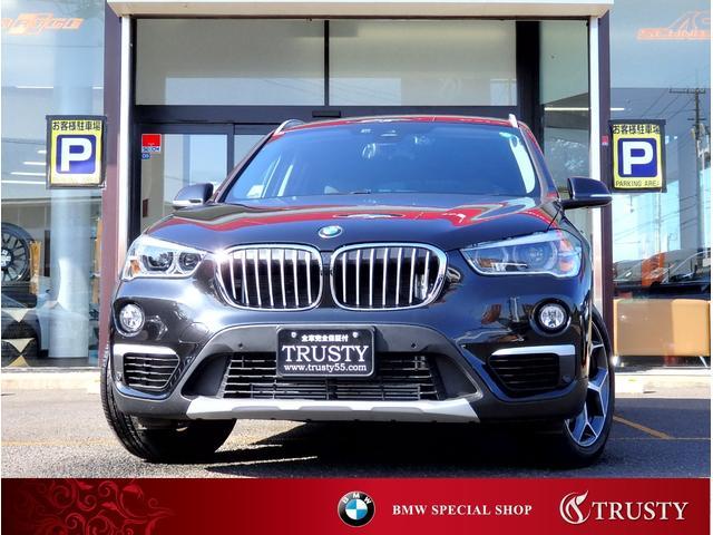 BMW X1 xDrive 20i xライン ディーラー下取 1オーナー車 新車保証残あり 純正18AW フルセグTV Bカメラ PDC スマートキー LEDヘッドライト シートヒーター パワーリアゲート アンビエントライト 自動追従 Dアシスト