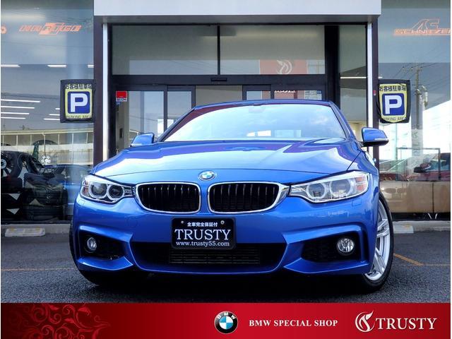 BMW 420iグランクーペ Mスポーツ 1オーナー ディーラー記録簿毎年6枚 純正18インチAW 純正フルエアロ ドライビングアシスト パワーリアゲート HDDナビ BTオーディオ バックカメラ パドルシフト バイキセノン 禁煙車 1年保証
