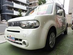 キューブ15X Mセレクション 純正ナビ 地デジ バックカメラ