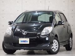 ヴィッツF 新車販売店管理車輛 HDDナビETC 女性ワンオーナー