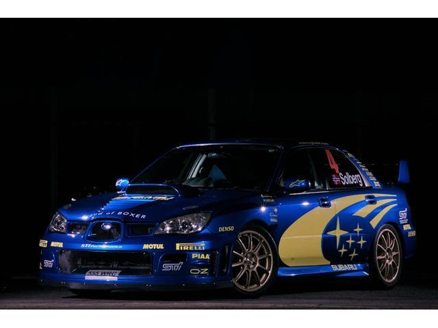 スバル WRXSTi エンジンOH後15000k WRC仕様エアロ