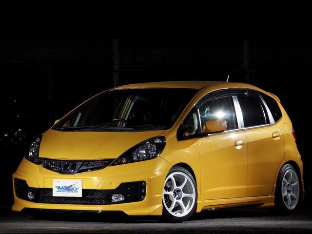 ホンダ RS 6MT 無限フルエアロ フルタップ式車高調