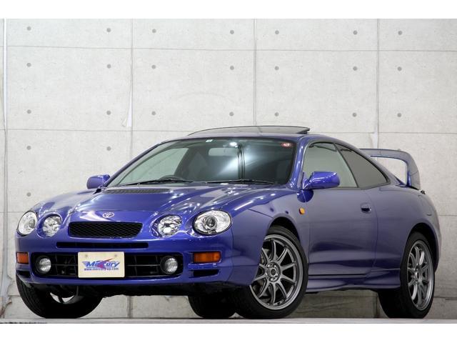 トヨタ GT-FOUR 最終後期型 サンルーフ タイベル交換済み