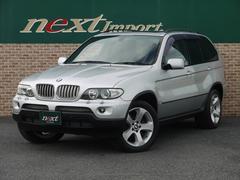 BMW X54.4i スポーツパッケージ ブラックレザー サンルーフ