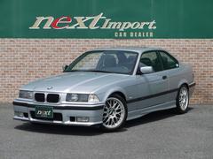 BMW318is 5速MT RECARO ビル足 BBS HID